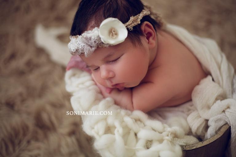 sesja dla noworodka wrocław 2
